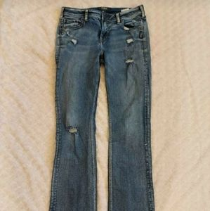 Sliver Avery Jeans Size 31